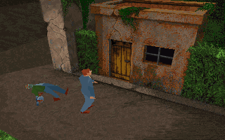 Alone In The Dark 2 Old Dos Games Packaged For Latest Os
