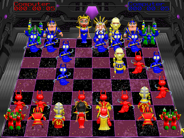 Free online animated battle chess for Battle chess