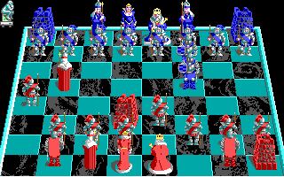 Battle Chess Old Dos Games Download For Free Or Play On Windows