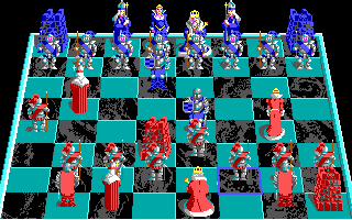 Battle Chess | Old DOS Games | Download for Free or play on Windows