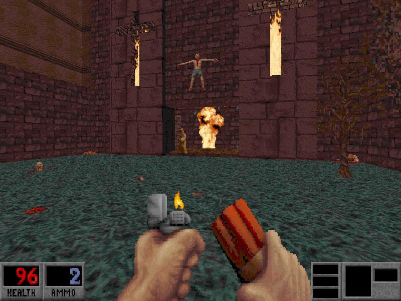 игра Blood 1997 скачать торрент - фото 10