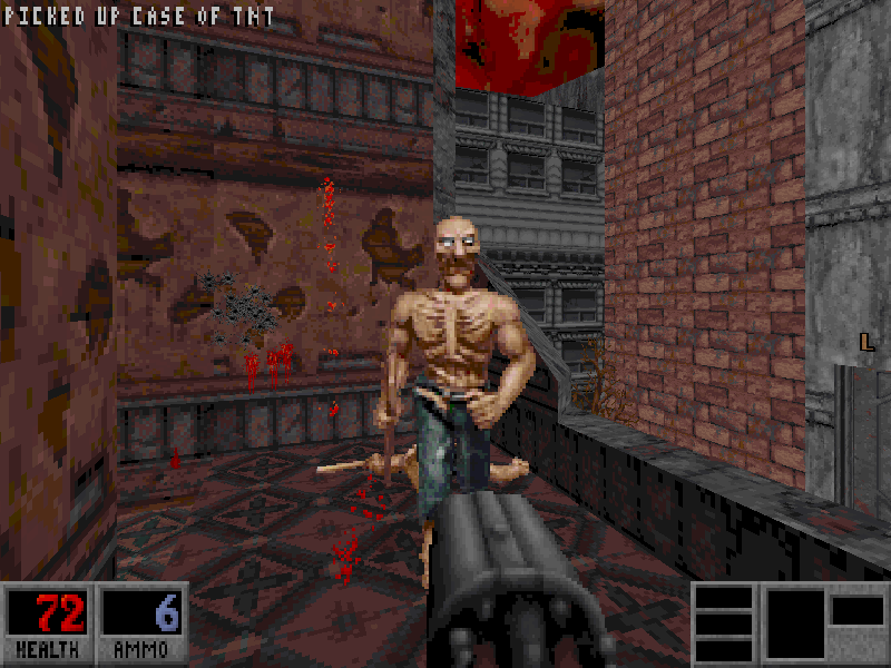 Blood | Old DOS Games | Download for Free or play on Windows