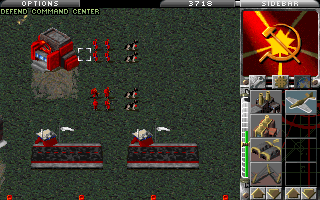 Command & Conquer: Red Alert | Old DOS Games | Download for