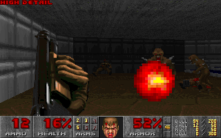 Doom | Old DOS Games | Download for Free or play on Windows