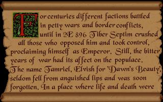 Elder Scrolls - Arena   Old DOS Games   Download for Free or