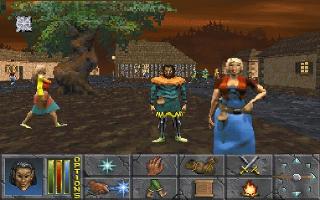 Elder Scrolls - Daggerfall   Old DOS Games   Download for