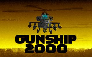 gunship 2000 online games