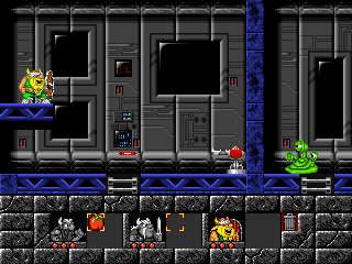 Lost Vikings | Old DOS Games | Download for Free or play on