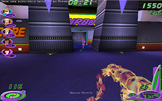 Nerf Arena Blast | Old DOS Games | Download for Free or play