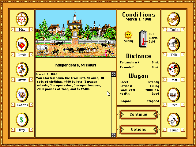 oregon trail 3 game free download