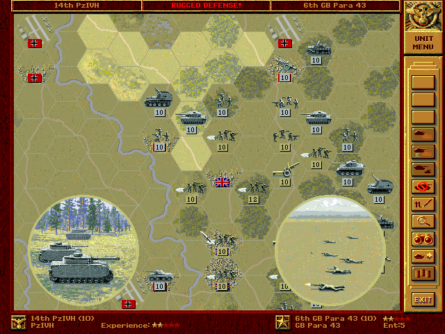 Panzer General | Old DOS Games | Download for Free or play