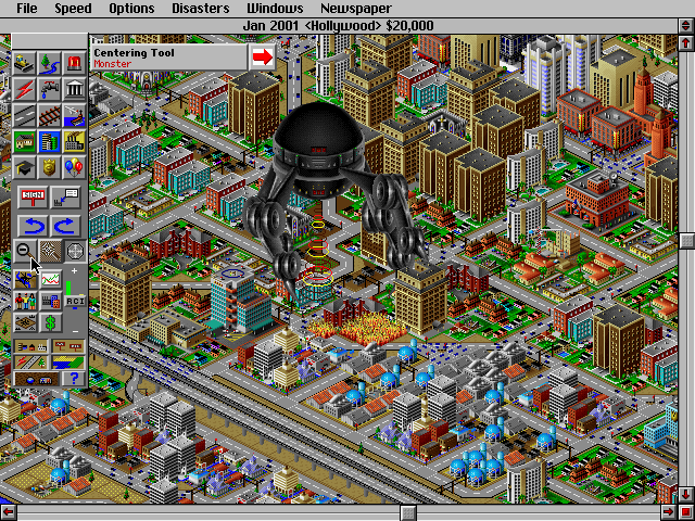 SimCity 2000 | Old DOS Games | Download for Free or play on