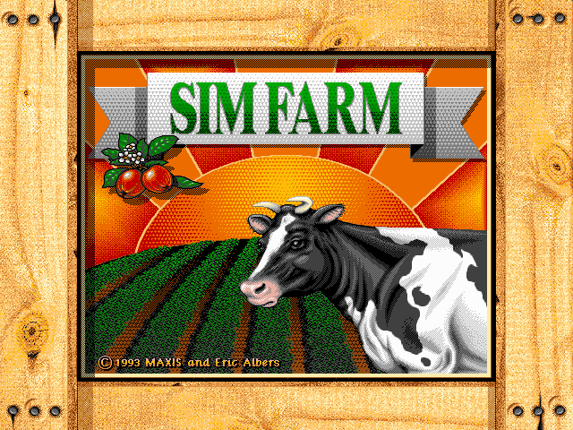 Simfarm old dos games download for free or play on for Online games similar to sims