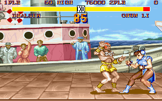 Street Fighter 2   Old DOS Games   Download for Free or play