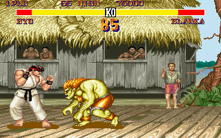 Street Fighter 2 | Old DOS Games | Download for Free or play on