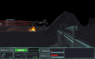 Terminator: Future Shock | Old DOS Games | Download for Free