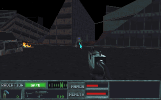 Terminator: Future Shock | Old DOS Games | Download for Free or play