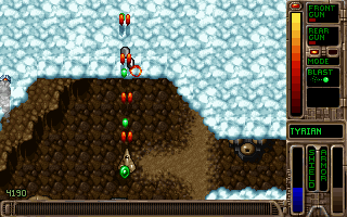 Tyrian 2000 | Old DOS Games | Download for Free or play on