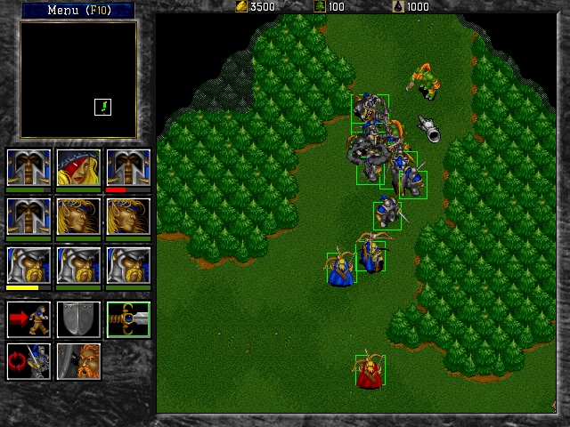 Warcraft 2 | Old DOS Games | Download for Free or play on Windows online