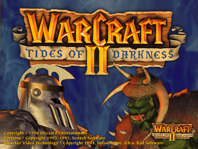 Warcraft 2 | Old DOS Games | Download for Free or play on