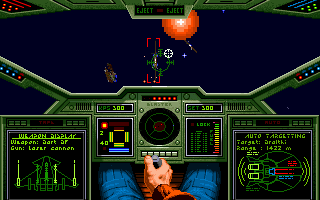Wing Commander Old Dos Games Packaged For Latest Os